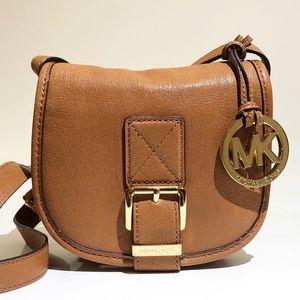 MICHAEL KORS Small Saddle Crossbody Bag
